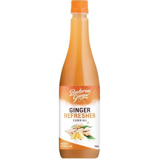Buderim Ginger Ginger Refresher Cordial