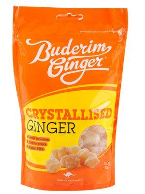 Buderim Ginger Crystalised Ginger 250g