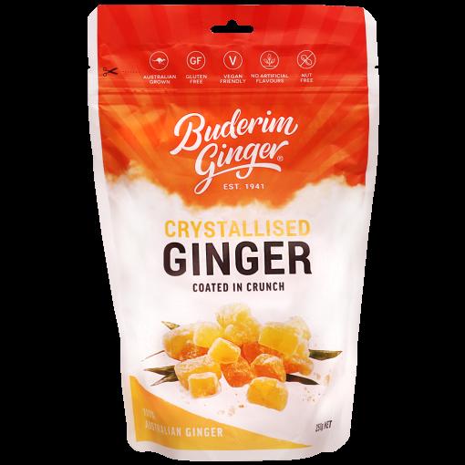Crystallised Ginger 250g