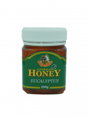 Product Eucalyptus Honey 250g01
