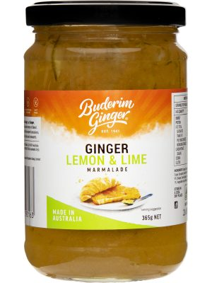 Product Ginger Lemon Lime Marmalade