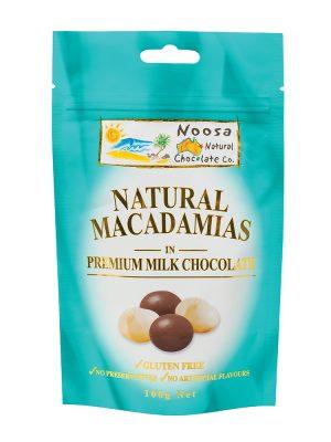 Milk Choc. Mac