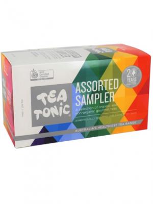 Sampler Box 32 Tea Bags
