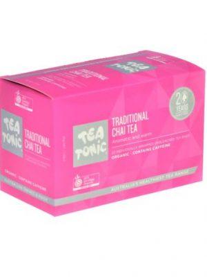 Traditional Chai Tea Bags