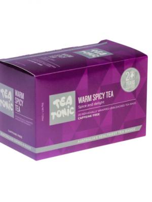 Warm Spicy Tea Bags
