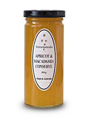 Apricot & Macadamia Conserve