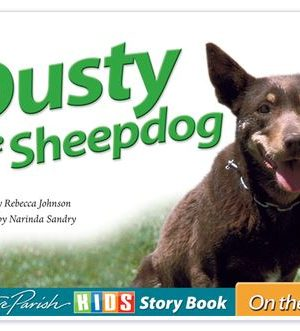 Dusty The Sheepdog