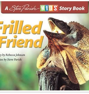Frilled Friend