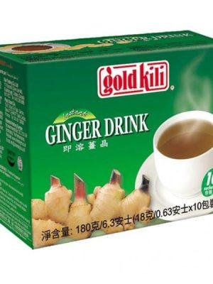 Honey Ginger Drink 2.0