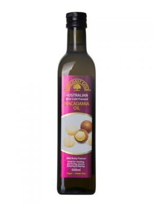 Macadamia Oil 500ml
