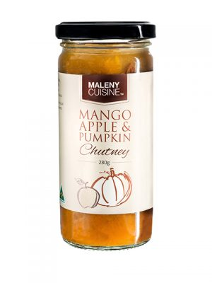 Mango Apple Pumpkin Chutney