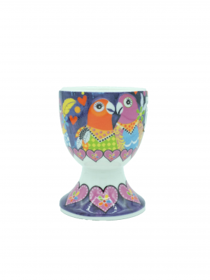 Love Hearts Egg Cup Love Birds01