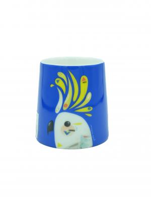 Pete Cromer Egg Cup Cockatoo01