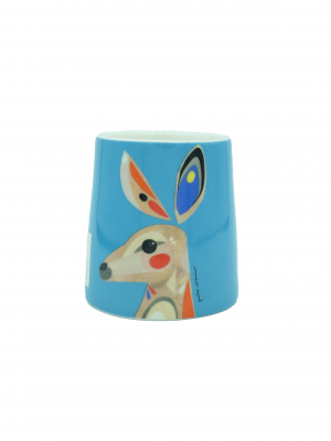 Pete Cromer Egg Cup Kangaroo01
