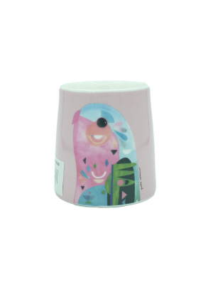 Pete Cromer Egg Cup Parrot01