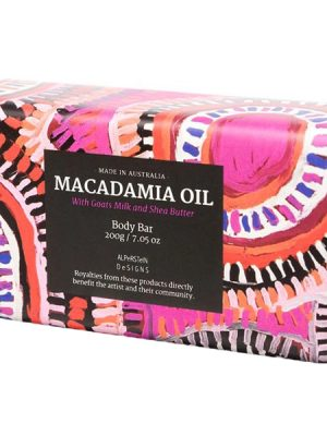 Product Body Bar Macadamia Oil With Goats Milk Shea Butter01