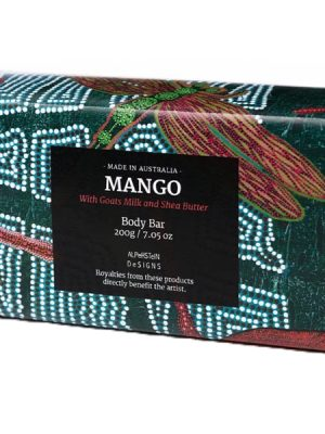 Product Body Bar Mango With Goats Milk Shea Butter01