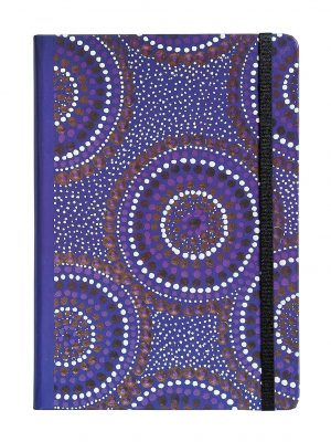 Product Dreamtime Journal A5 Desert Waterholes01