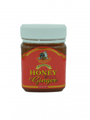 Product Honey Ginger 250g01