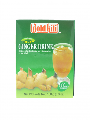 Product Honey Ginger Drink01