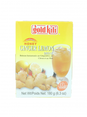 Product Honey Ginger Lemon Drink01