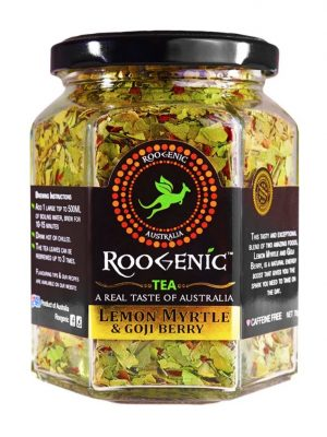 Product Lemon Myrtle Goji Berry Loose Leaf Tea01