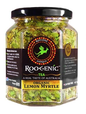 Product Lemon Myrtle Mint Loose Leaf Tea01