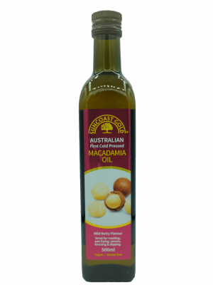 Product Macadamia Oil 500ml01