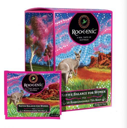 Product Native Balance For Women Tea Bags01