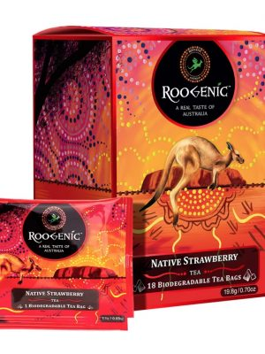 Product Native Strawberry Tea Bags01