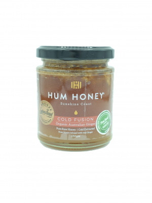 Product Organic Australian Ginger Honey01
