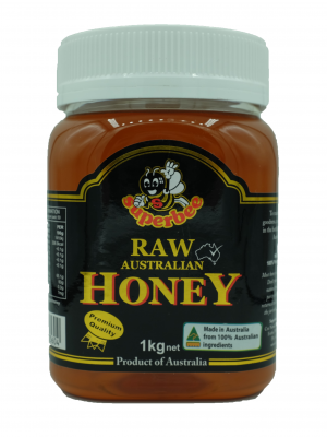 Product Raw Honey 1kg01