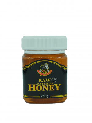 Product Raw Honey 250g01