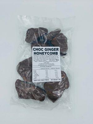 Choc. Ginger Honeycomb