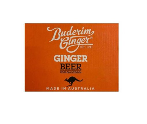 Ginger Beer Bottle Ctn 2.0