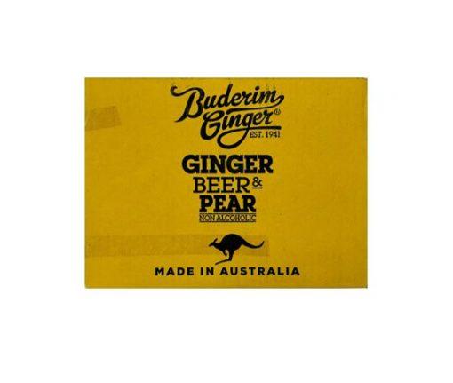 Ginger Beer & Pear Carton 2.0