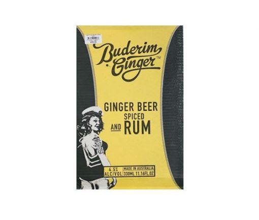 Ginger Beer & Rum Bottle Ctn