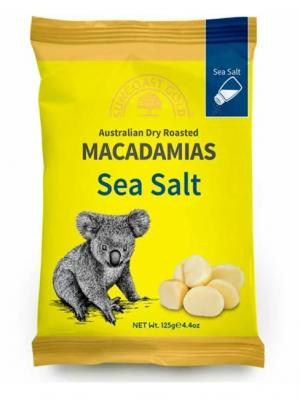 Sea Salt 125g