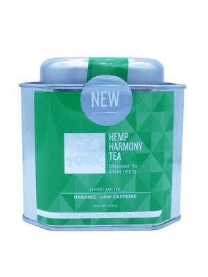 Tea Tonic Hemp Harmony Tea