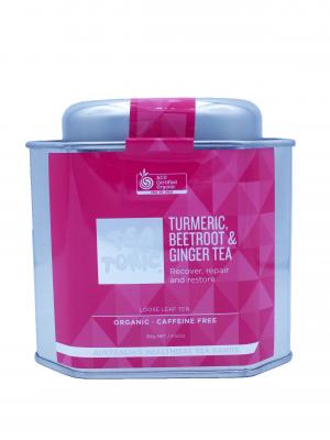 Tea Tonic Turmeric, Beetroot & Ginger Tea