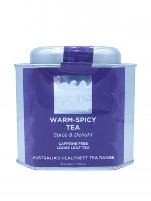 Tea Tonic Warm Spicy Tea