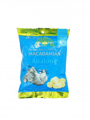 Product Abalone Flavoured Macadamia Nuts 125g01