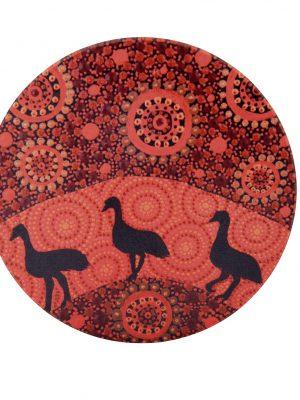 Product Coaster Emu01