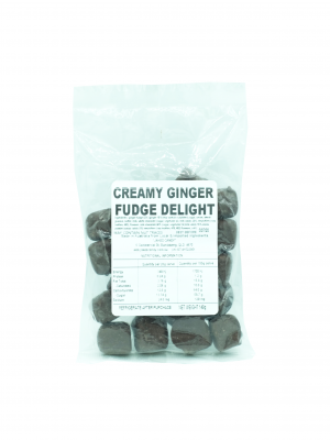 Product Creamy Ginger Fudge Delight01