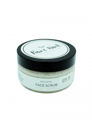 Product Face Scrub Exfoliating01