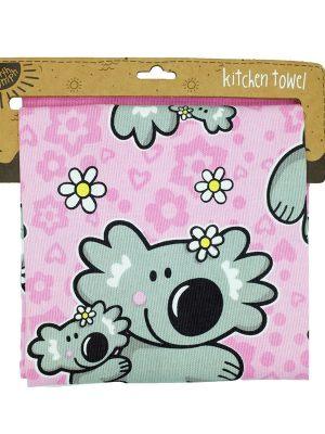Product Kitchen Towel Koala Mum01