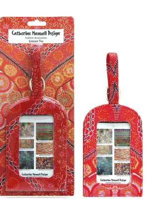 Product Luggage Tag Putipula Tjuta01