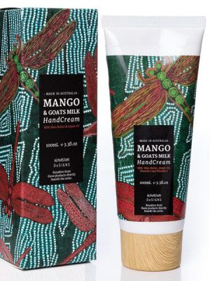 Product Mango Goats Milk Hand Cream01