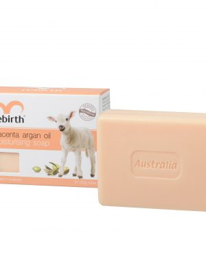 Product Moisturising Soap Placenta Argan Oil01