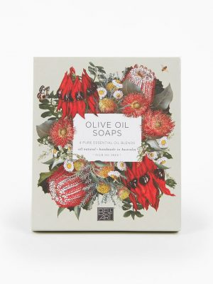 Product Olive Oil Soap Pack01